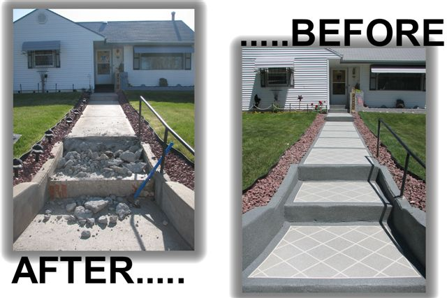 before_After_front_sidewalk